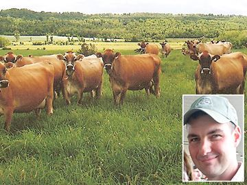 Tay Township dairy farmer worried by trade deal