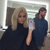 Kim Kardashian West goes platinum blonde-Image1