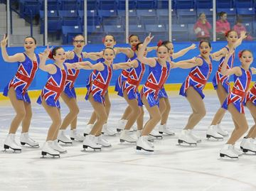 Synchro Capers this weekend at Sixteen Mile Sports Complex