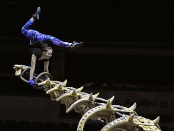 Backstage: Toruk - The First Flight
