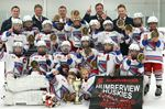 Oakville atoms rout Vaughan in all-Rangers tournament final