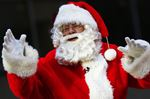 Get in the Christmas spirit at Wyevale Santa Claus Parade