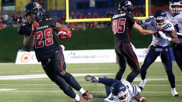 RedBlacks win
