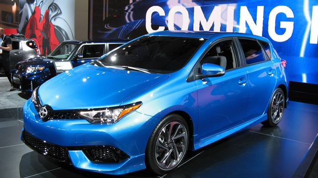 scion im makes its canadian debut. Black Bedroom Furniture Sets. Home Design Ideas
