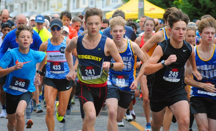 Fort Erie's Adam Woehl tops at Crystal Beach 5K