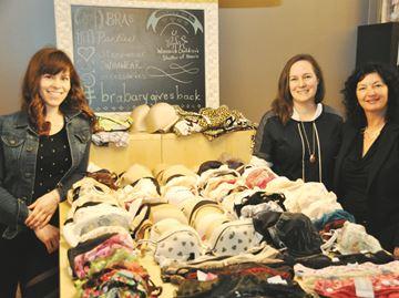 Barrie boutique's celebration helps shelter