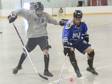 Two Burlington teams settle for silver in provincial ball hockey finals