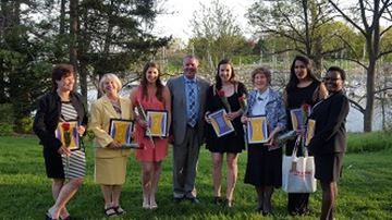 Oakville's leading girls and women are honoured
