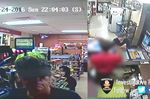 Mac's robbery suspect