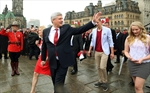 Election looms over Canada Day -Image1