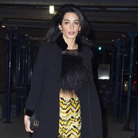 Amal Clooney wants Vogue cover-Image1