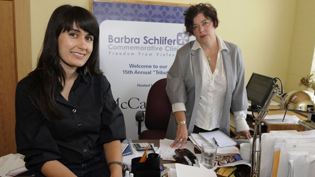 barbara schlifer paper Community counselling resources for toronto  barbara schlifer clinic counselling and legal help for women who have been victims of violence 416-323-9149.