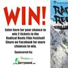 Win 2 tickets to Radical Reels Film Festival