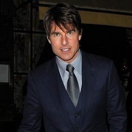 Tom Cruise paid for daughter's secret wedding-Image1