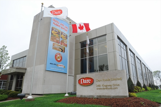 Dare Foods Ltd Kitchener