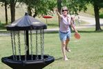 TNT Disc Golf course opens in Tottenham