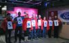 Ford workers contribute to United Way