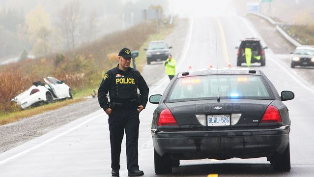 Hwy. 7 Crash -- Oct. 16, 2014