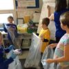 Meaford students learning through Waste-Free Lunch Challenge