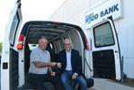 Barrie Food Bank van