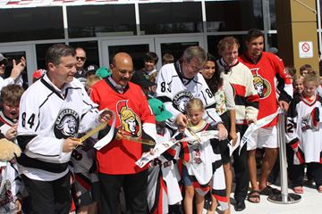 East end in for 'ice time' as Richcraft Sensplex opens; $26-million mu– Image 1