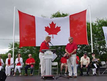 Canada Day in New Tecumseth