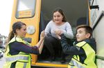 Bus patroller program in Alliston teaches kids how to ride safely