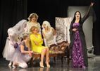 Addams Family production at Holy Cross Catholic Secondary School