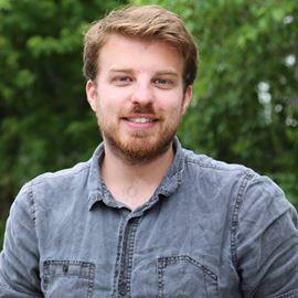 KAC arts administrator Mike Sheppard
