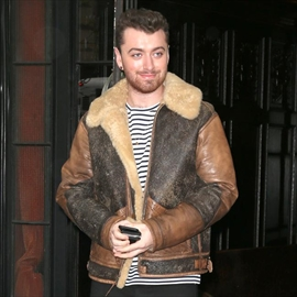 Sam Smith buys songbook-Image1