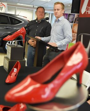 Walk In Her Shoes Jim Spence