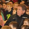 CBC broadcaster delivers inclusiveness message to Wasaga students
