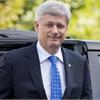 Stephen Harper launches 11-week  election campaign