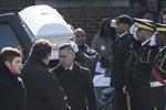 Elijah Marsh funeral