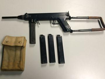 Unusual guns