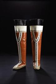 Bata Shoe Museum displays rare Arctic footwear-Image1