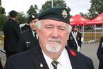 Ted  Hudson, 2nd vice-president, Gravenhurst