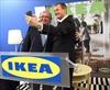 Ikea selfie
