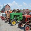 Spend Victoria Day weekend checking out antique tractors