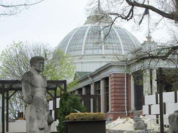 The Garden of the Greek Gods