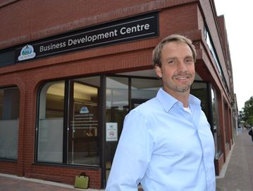Collingwood economic development plan introduced