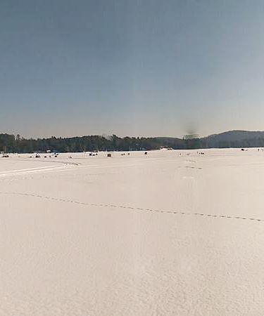 Lake of Bays Ice Fishing Tournament