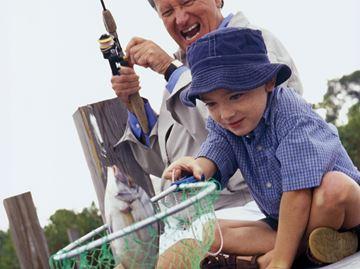 FREE FAMILY FISHING WEEK