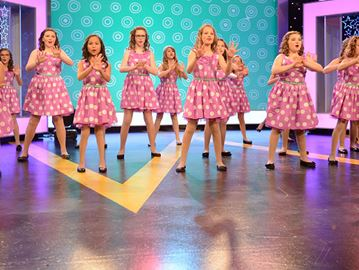 Glee-ful performance