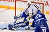 Moulson scores in shootout, Sabres beat Leafs-Image1