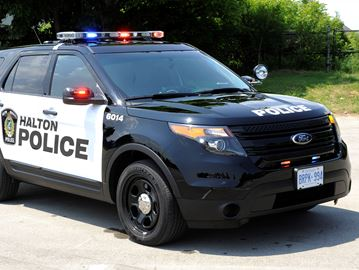 Halton residents reminded to buckle up this Easter weekend