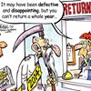 Today's Cartoon: Returns