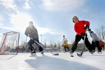 Is your rink tops in town?