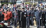 2015 RCL Bronte Branch 486 Remembrance Day Service