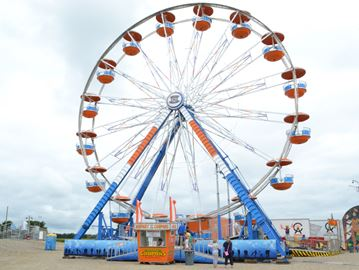 Last day for the Barrie Fair